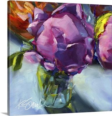 Roses Still Life II