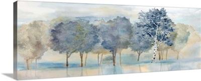 Treeline Reflection Panel