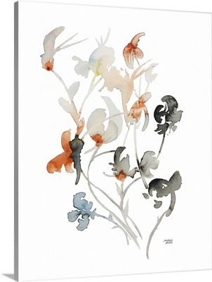 Watercolor Botanical I