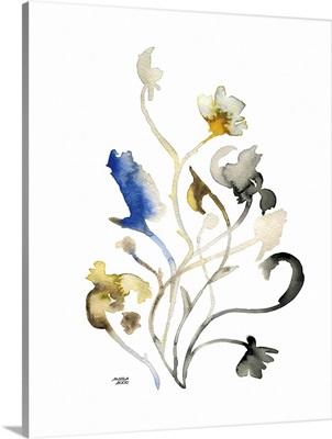 Watercolor Botanical II