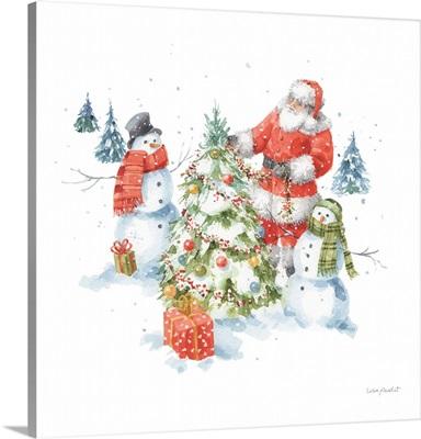 Welcoming Santa 08