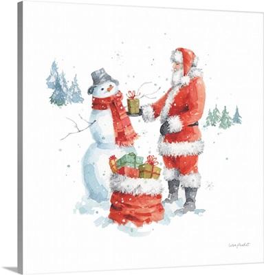 Welcoming Santa 09