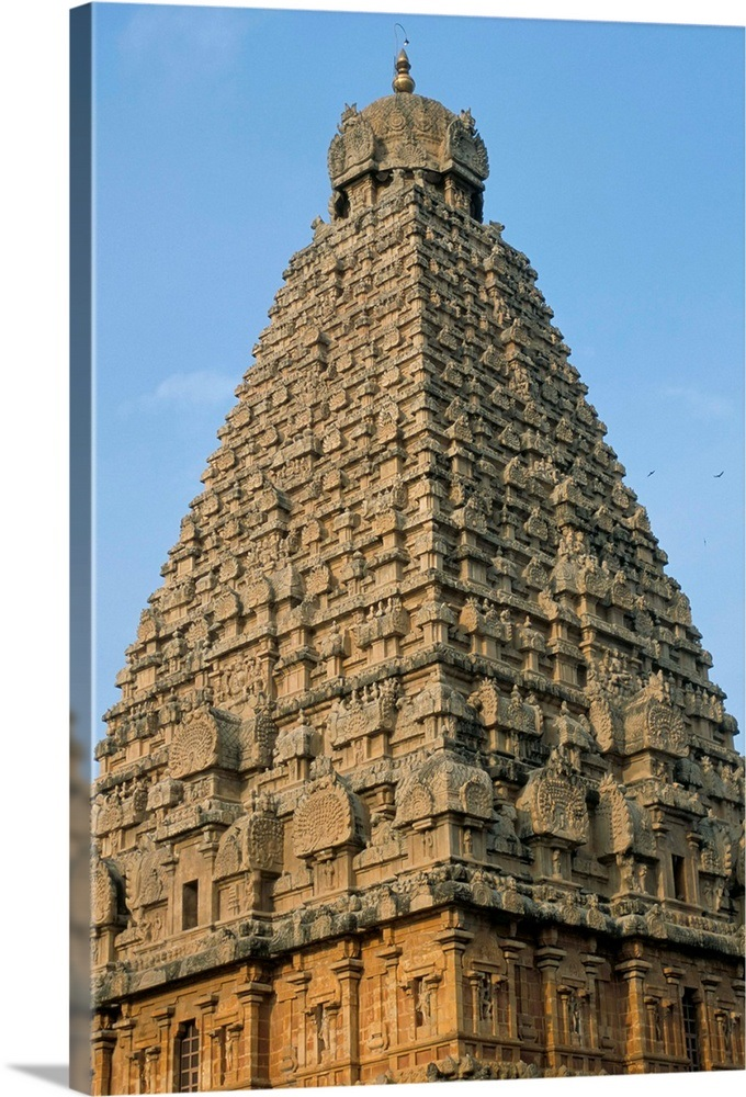 A 10th century temple of Sri Brihadeswara, Thanjavur, Tamil Nadu, India