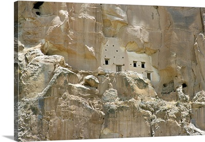 Abi Yohani monastery, Tambien region, Tigre province, Ethiopia, Africa