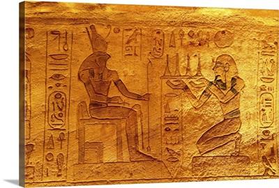 Abu Simbel, Nubia, Egypt, North Africa, Africa