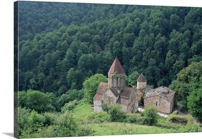 Agarcine (Agartsin), Armenia, Central Asia, Asia