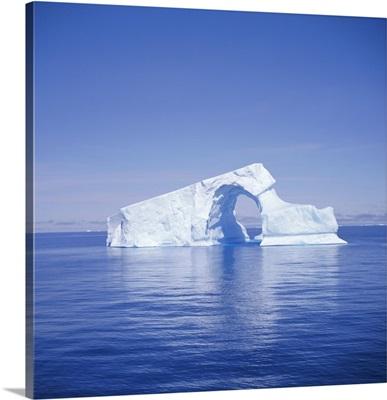 Arched iceberg, Antarctica