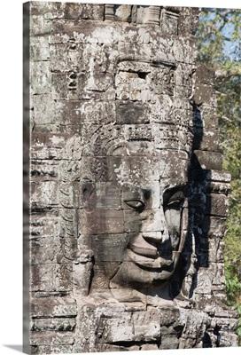 Bayon Temple, Buddhist, Angkor Thom, Angkor, Siem Reap, Cambodia, Asia