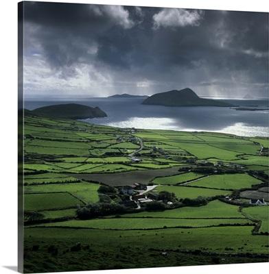 Blasket Sound to the Blasket Islands and Slea Head Munster, Republic of Ireland