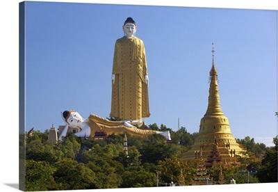Bodhi Tataung, Monywa Region, Myanmar