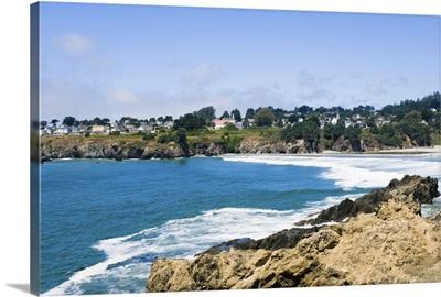 California's picturesque Mendocino coast, California