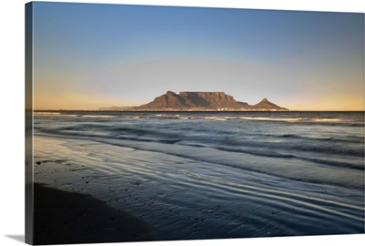 Cape Town and Table Mountain, South Africa, Africa