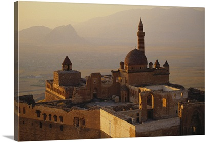 Castle Dogubayazit, Ishak Pasa Sarayi, Turkey - Kurdistan