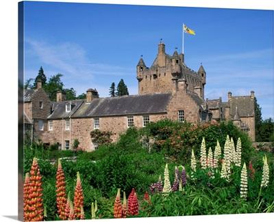 Cawdor Castle, Highlands, Scotland, UK