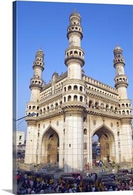 Charminar, Hyderabad, Andhra Pradesh state, India