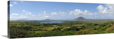 Connemara National Park, County Galway, Connacht, Republic of Ireland (Eire)