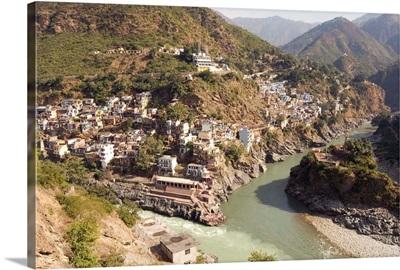 Devaprayag, Garwhal Himalaya, Uttarakhand, India