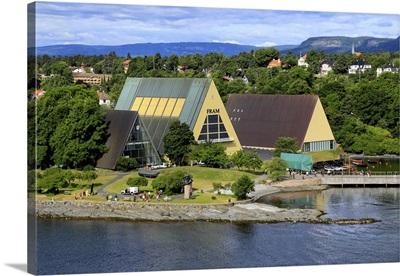 Fram Museum, Oslo, Norway, Scandinavia