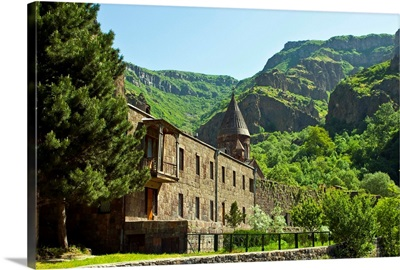 Geghard Monastery, Armenia, Caucasus, Central Asia, Asia