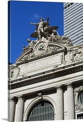 Grand Central Terminal, Manhattan, New York City, New York, USA