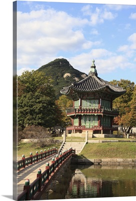 Gyeongbokgung Palace, Seoul, South Korea, Asia