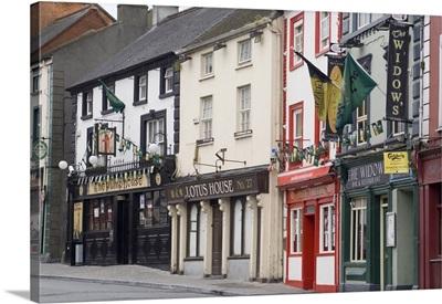 High Street, Kilkenny, County Kilkenny, Leinster, Republic of Ireland