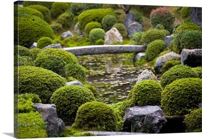 Hojo Hasso (Zen) Garden, Tofuku-ji, Kyoto, Japan, Asia