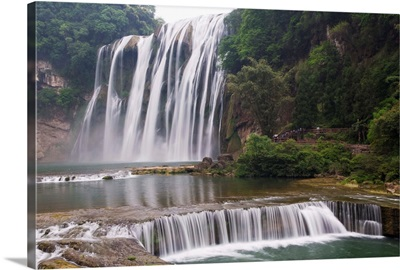 Huangguoshu Waterfall, Guizhou Province, China