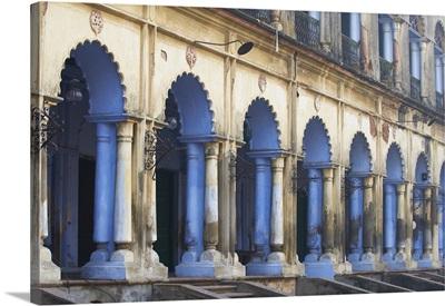 Imambara Medersa, Hooghly-Chuchura, West Bengal, India