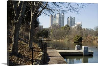 Inman Park, Atlanta, Georgia