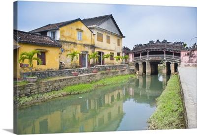 Japanese Bridge, Hoi An, Vietnam, Indochina, Southeast Asia, Asia