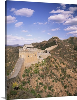Jinshanling section of the Great Wall of China, near Beijing, China