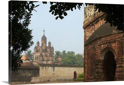 Kalna Temple Complex, Kaha, West Bengal, India