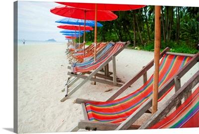 Kata Yai Beach, Phuket Island, Phuket, Thailand, Southeast Asia, Asia