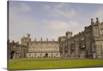 Kilkenny Castle, Kilkenny, County Kilkenny, Leinster, Republic of Ireland