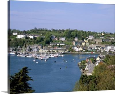 Kinsail harbour, Kinsail, County Cork, Munster, Republic of Ireland