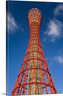 Kobe Port Tower, Kobe Harbour Land, Kobe City, Hyogo prefecture, Honshu, Japan