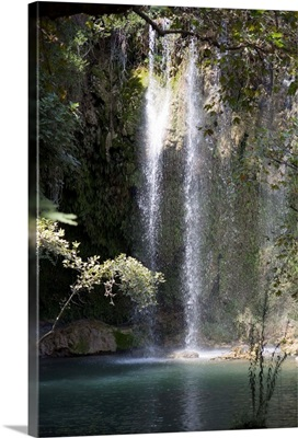 Kursunlu Waterfall, Kursunlu National Park, Antalya Region, Anatolia, Turkey