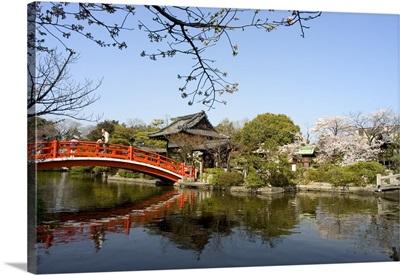 Kyoto city, Honshu island, Japan