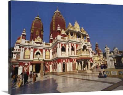 Lakshimi Narayan Temple, New Delhi, India