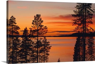 Laponia World Heritage Site, Lappland, Sweden