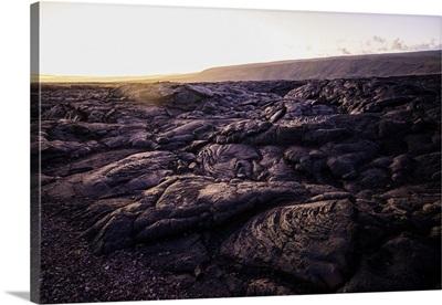 Lava Flow, HawaII Volcanoes National Park, Big Island, Hawaii