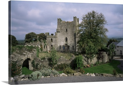 Leap Castle, near Birr, County Offaly, Leinster, Eire (Republic of Ireland), Europe