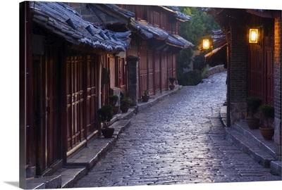 Lijiang Old Town, Lijiang, Yunnan Province, China, Asia