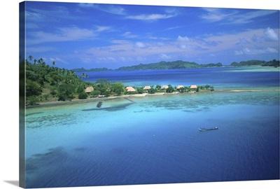 Loma Loma resort off Vanua Balavu, Northern Lau Group, Fiji