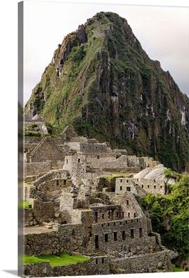 Machu Picchu, near Aguas Calientes, Peru, South America