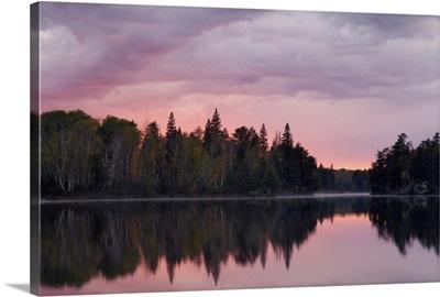 Malberg Lake, Superior National Forest, Minnesota