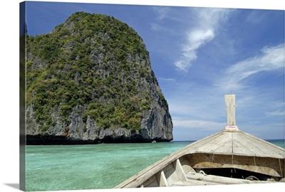 Maya Bay, Phi Phi Lay Island, Thailand