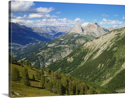 Mercantour National Park, Alpes-Haute-Provence, France