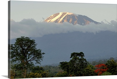 Mount Kilimanjaro, Tanzania, East Africa, Africa